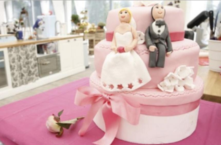 Tendance : les gâteaux personnalisés pour un mariage