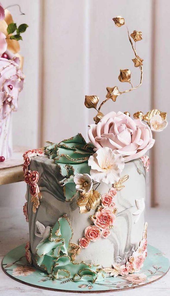 Tendance : les gâteaux personnalisés pour un mariage - Nos belles idées